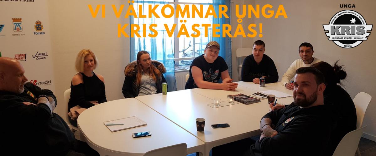 Vi välkomnar Unga Kris Västerås!