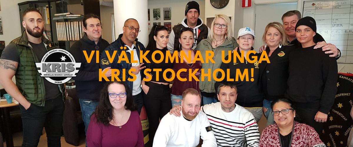 Nytt i Stockholm!