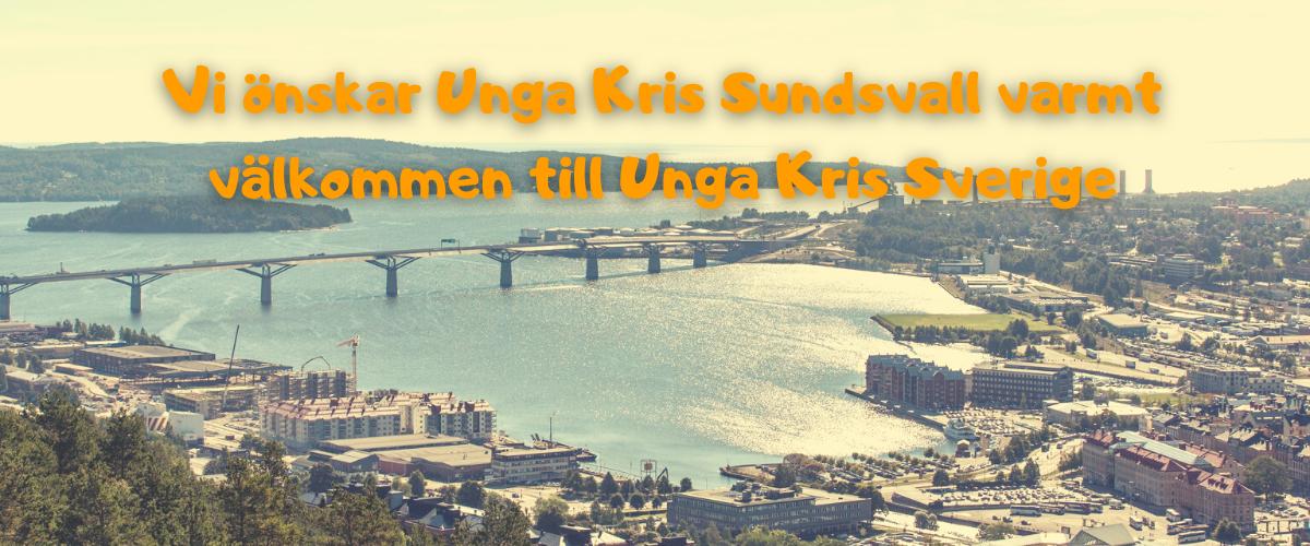 Klicka in för att se första besöket hos Unga Kris Sundsvall!